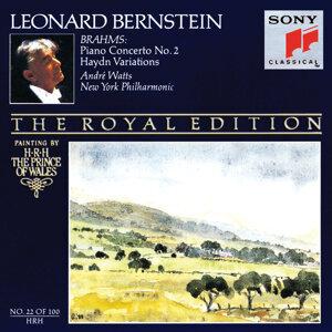"""Brahms: Piano Concerto No. 2, """"Haydn"""" Variations"""