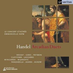 Handel - Arcadian Duets