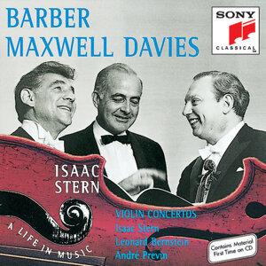 Barber/Maxwell Davies:  Violin Concertos