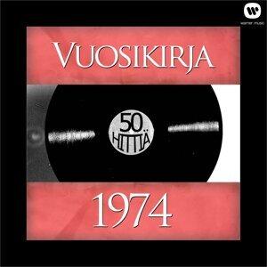 Vuosikirja 1974 - 50 hittiä