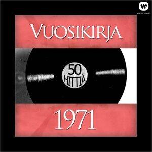 Vuosikirja 1971 - 50 hittiä