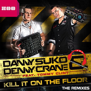 Kill It On the Floor [feat. Tommy Clint]