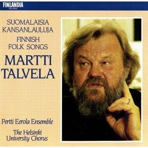Suomalaisia kansanlauluja [Finnish Folk Songs]