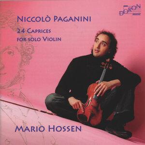 Niccolò Paganini: 24 Caprices for Solo Violin, Op. 1