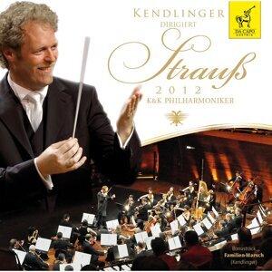 Kendlinger dirigiert Strauß 2012