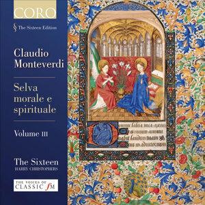 Monteverdi: Selva morale e spirituale Volume III