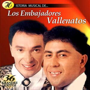 Historia Musical de los Embajadores Vallenatos - 36 Grandes Éxitos