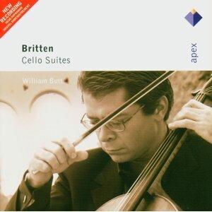Britten: Cello Suites - -  Apex