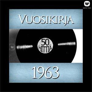 Vuosikirja 1963 - 50 hittiä