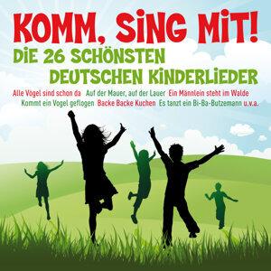 Die schönsten deutschen Kinderlieder