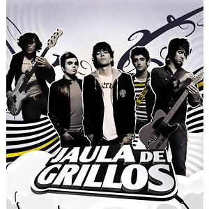 Jaula de Grillos(同名專輯)