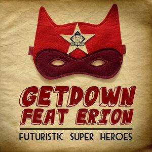 Futuristic Super Heroes