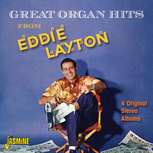 Great Organ Hits From - Four Original Stereo Albums