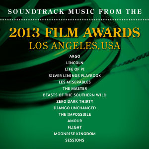 Soundtrack Music from the 2013 Film Awards, Los Angeles, USA