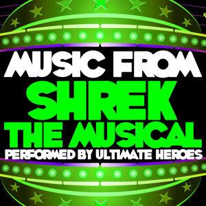 Music from Shrek the Musical