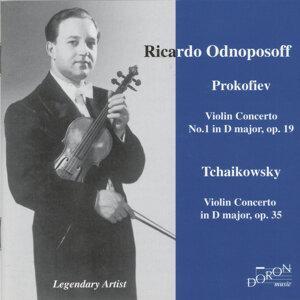 Prokofiev & Tchaikovsky: Violin Concerto