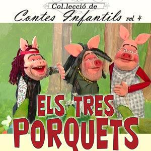 Contes Infantils: Els Tres Porquets