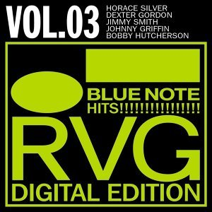 Blue Note Hits! - (Rudy Van Gelder Digital Edition) Vol. 3
