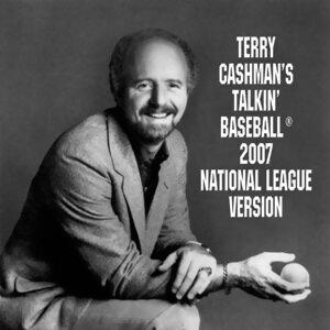 Talkin' Baseball - National League 2007 Versions