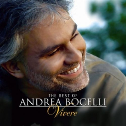 The Best of Andrea Bocelli - 'Vivere'(生命奇蹟 世紀精選加新歌)