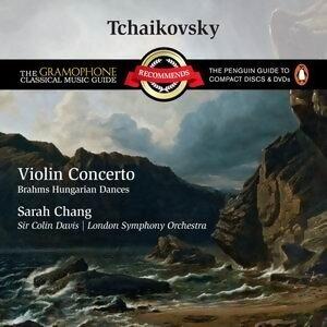 Tchaikovsky/Brahms - Violin Works