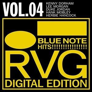 Blue Note Hits! - (Rudy Van Gelder Digital Edition) Vol. 4