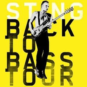 STING「BACK TO BASS」世界巡迴台北演唱會