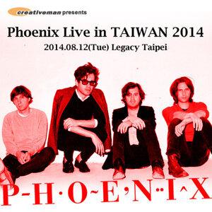 Phoenix八月來台開唱