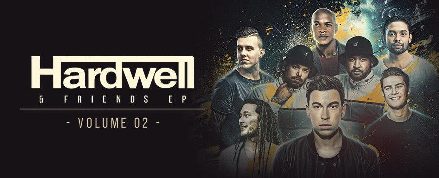 Hardwell - Hardwell & Friends, Vol. 02