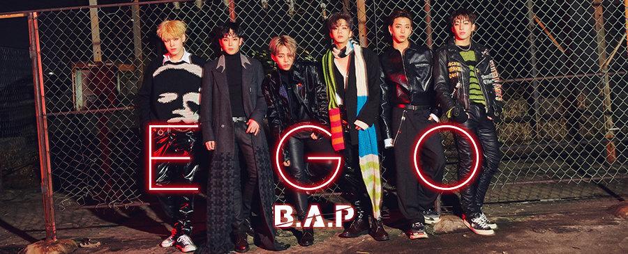 B.A.P (비에이피) / EGO