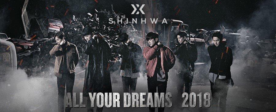 SHINHWA / All Your Dreams