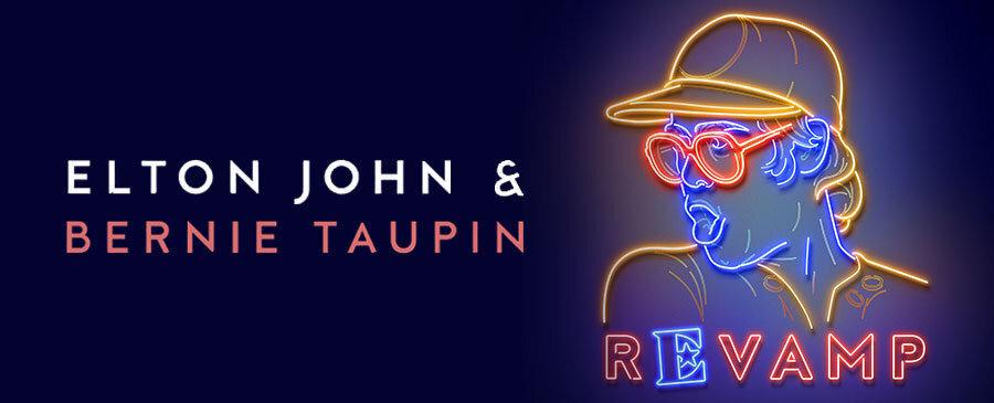 Elton John & Bernie Taupin / Revamp