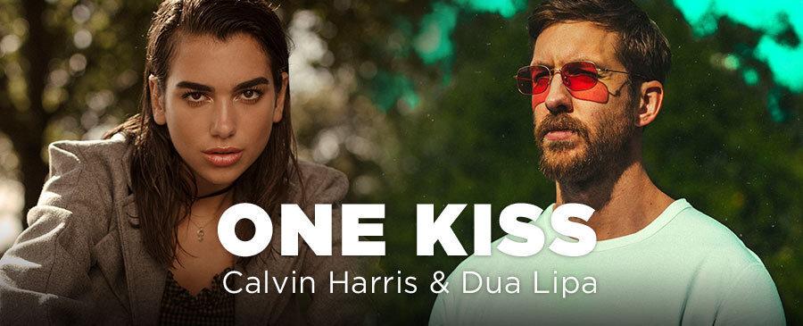 Calvin Harris & Dua Lipa / One Kiss