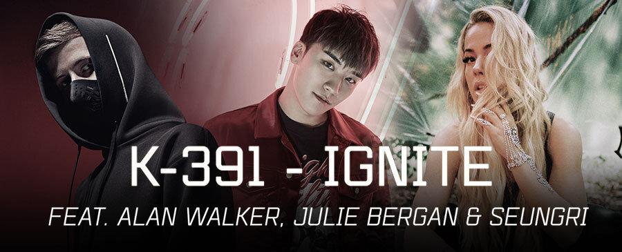 K-391 / Ignite (feat. Alan Walker, Julie Bergan & Sungri)