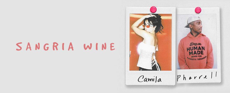 Pharrell x Camila / Sangria Wine