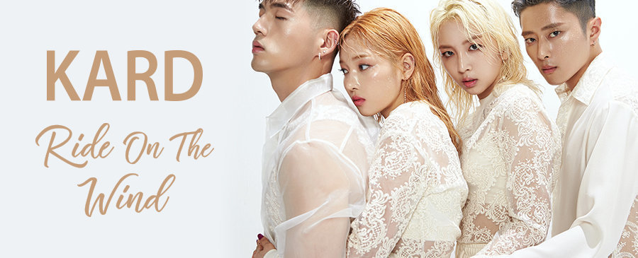 KARD / Ride On The Wind