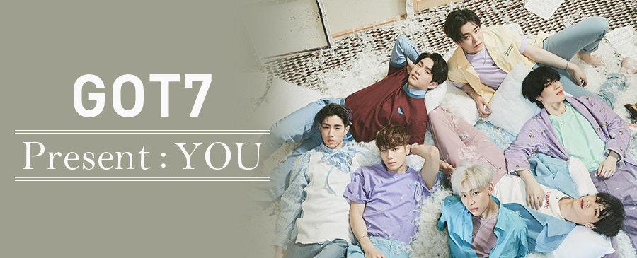 GOT7 / Present : YOU