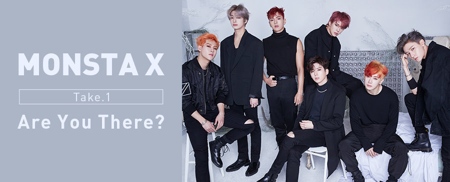 MONSTA X / Are You There ?