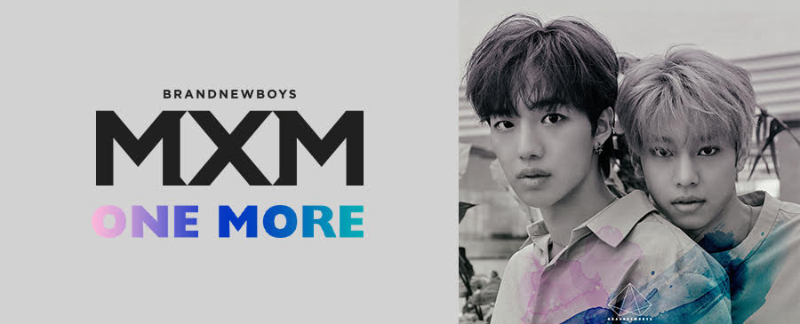 MXM / ONE MORE
