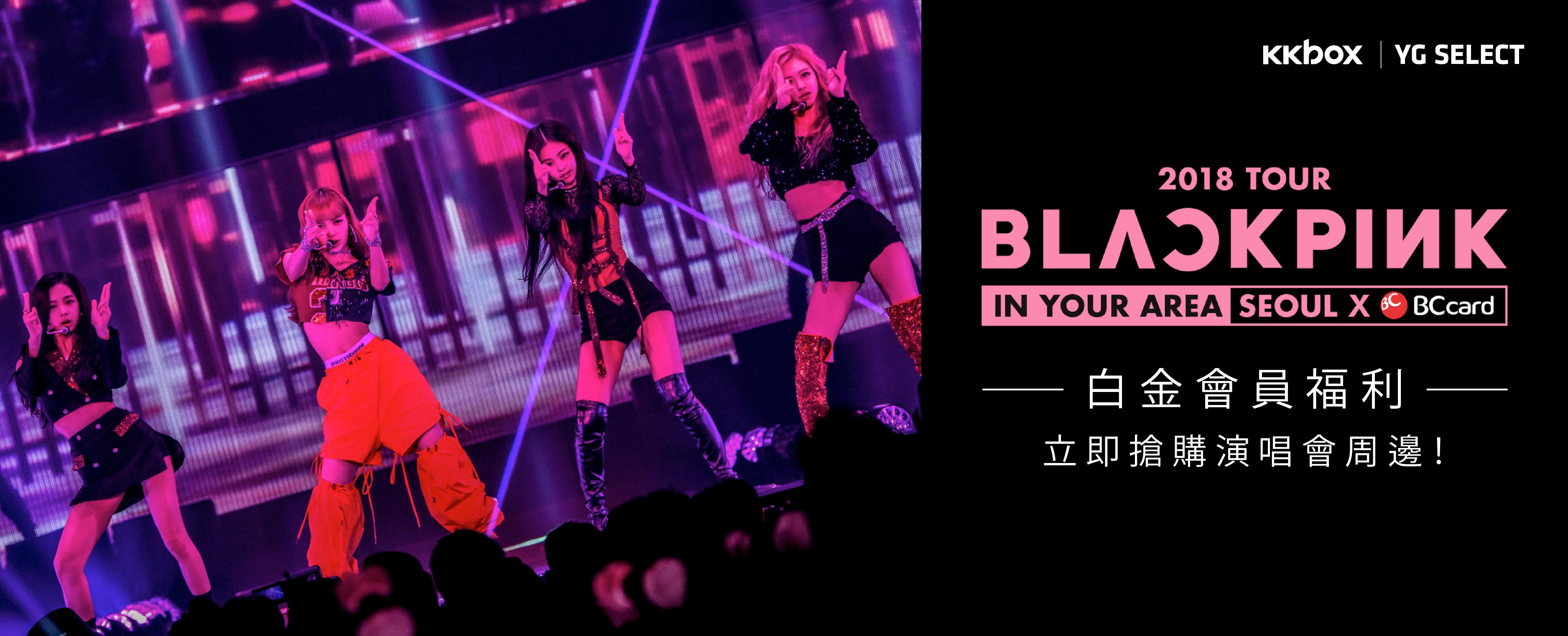 BLACKPINK/演唱會周邊 KK選物