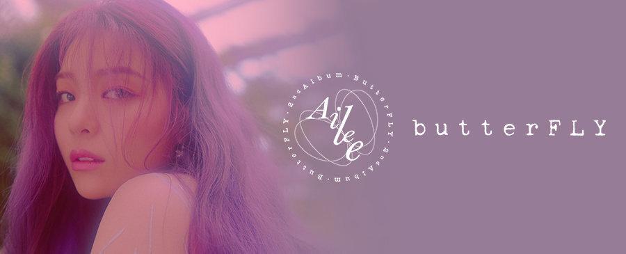 Ailee / butterFLY