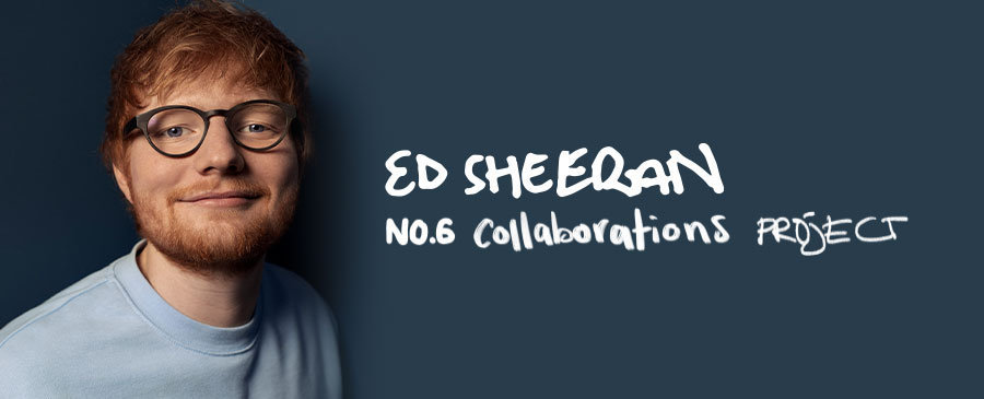 Ed Sheeran / No. 6 Collaborations Project