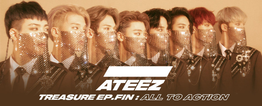 ATEEZ / TREASURE EP.FIN: All To Action