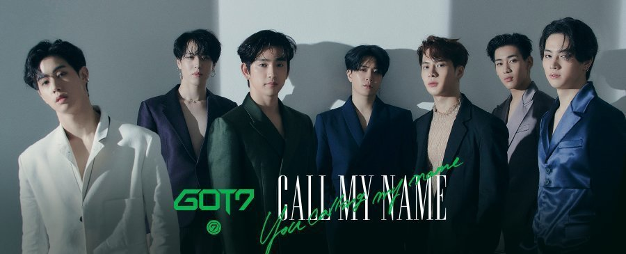 GOT7 / CALL MY NAME