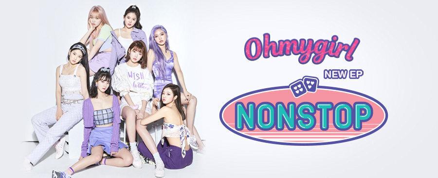 OH MY GIRL / NONSTOP