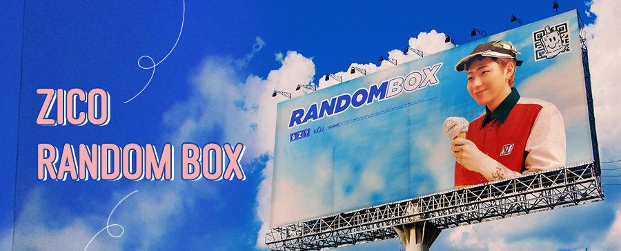 ZICO / RANDOM BOX