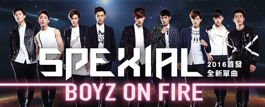 SpeXial / Boyz On Fire