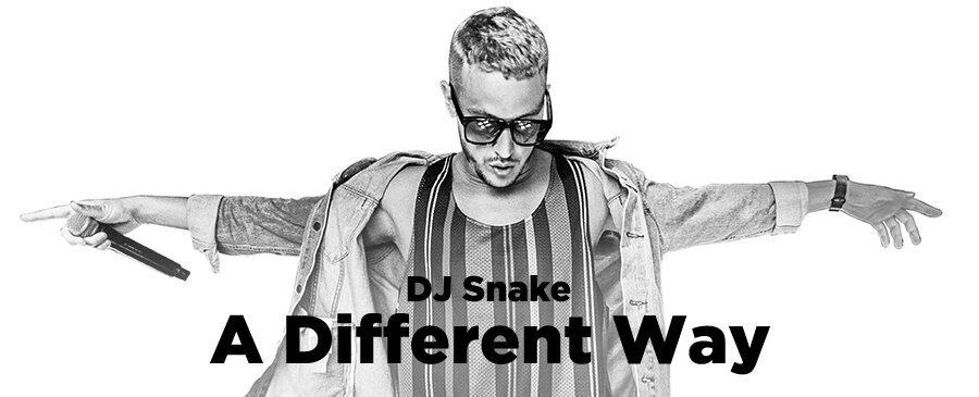 DJ Snake/A Different Way