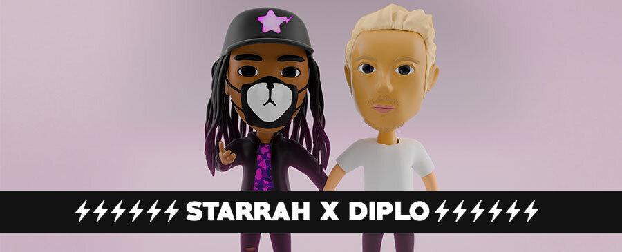 Starrah X Diplo