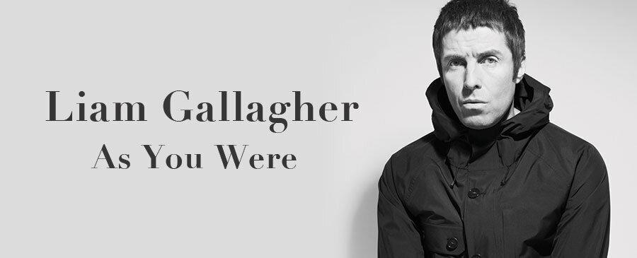 Liam Gallagher/ As You Were